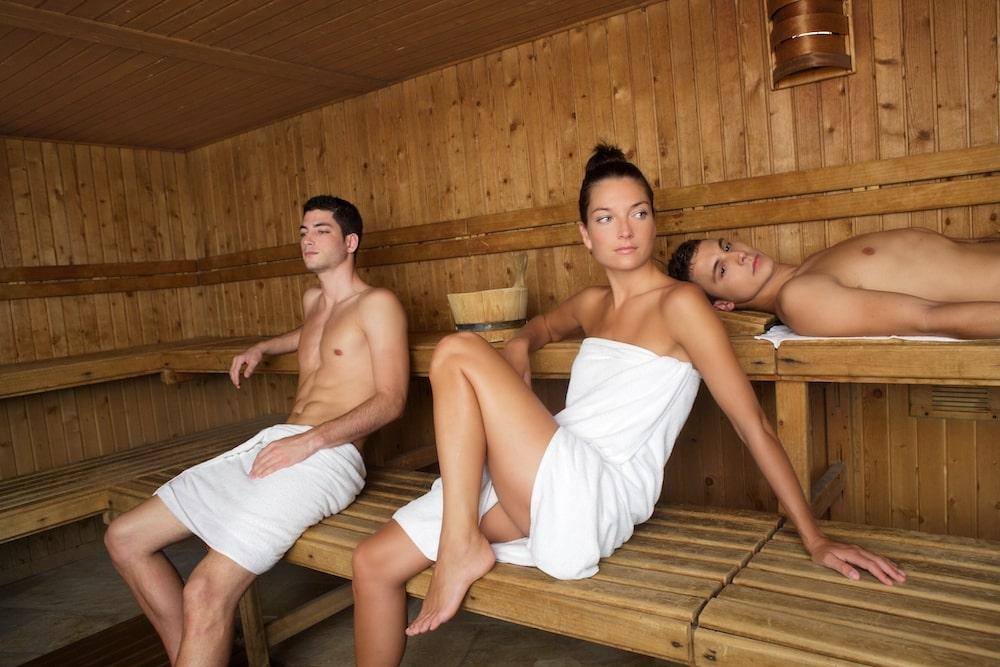 Sauna libertin